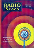 Radio News (1919-1948 Gernsback Publishing) Vol. 11 #8