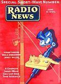 Radio News (1919-1948 Gernsback Publishing) Vol. 11 #12