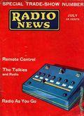 Radio News (1919-1948 Gernsback Publishing) Vol. 12 #1