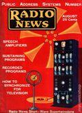 Radio News (1919-1948 Gernsback Publishing) Vol. 12 #2