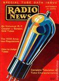 Radio News (1919-1948 Gernsback Publishing) Vol. 12 #3