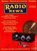 Radio News (1919-1948 Gernsback Publishing) Vol. 12 #5