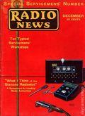Radio News (1919-1948 Gernsback Publishing) Vol. 12 #6