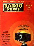 Radio News (1919-1948 Gernsback Publishing) Vol. 12 #9