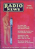 Radio News (1919-1948 Gernsback Publishing) Vol. 12 #10