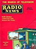 Radio News (1919-1948 Gernsback Publishing) Vol. 13 #9