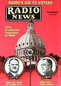 Radio News (1919-1948 Gernsback Publishing) Vol. 14 #5