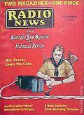 Radio News (1919-1948 Gernsback Publishing) Vol. 14 #6