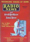 Radio News (1919-1948 Gernsback Publishing) Vol. 14 #8