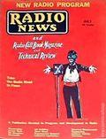 Radio News (1919-1948 Gernsback Publishing) Vol. 15 #1