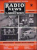 Radio News (1919-1948 Gernsback Publishing) Vol. 15 #8