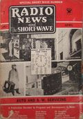 Radio News (1919-1948 Gernsback Publishing) Vol. 15 #10