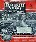 Radio News (1919-1948 Gernsback Publishing) Vol. 16 #4