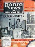 Radio News (1919-1948 Gernsback Publishing) Vol. 16 #8