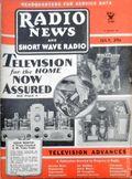 Radio News (1919-1948 Gernsback Publishing) Vol. 17 #1