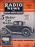 Radio News (1919-1948 Gernsback Publishing) Vol. 17 #9