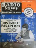 Radio News (1919-1948 Gernsback Publishing) Vol. 17 #10