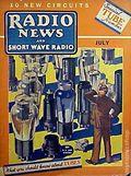 Radio News (1919-1948 Gernsback Publishing) Vol. 18 #1