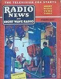 Radio News (1919-1948 Gernsback Publishing) Vol. 18 #8