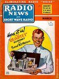 Radio News (1919-1948 Gernsback Publishing) Vol. 18 #9