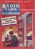 Radio News (1919-1948 Gernsback Publishing) Vol. 19 #1