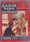 Radio News (1919-1948 Gernsback Publishing) Vol. 19 #3