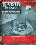Radio News (1919-1948 Gernsback Publishing) Vol. 19 #8