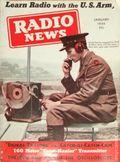 Radio News (1919-1948 Gernsback Publishing) Vol. 23 #1