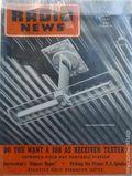 Radio News (1919-1948 Gernsback Publishing) Vol. 25 #5