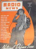 Radio News (1919-1948 Gernsback Publishing) Vol. 27 #1