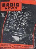 Radio News (1919-1948 Gernsback Publishing) Vol. 27 #4