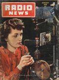 Radio News (1919-1948 Gernsback Publishing) Vol. 39 #1