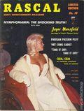 Rascal (1963-1977 Camerarts) Magazine Vol. 2 #4