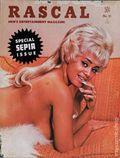 Rascal (1963-1977 Camerarts) Magazine Vol. 6 #1