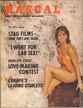 Rascal (1963-1977 Camerarts) Magazine Vol. 6 #4