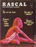 Rascal (1963-1977 Camerarts) Magazine Vol. 7 #5