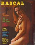 Rascal (1963-1977 Camerarts) Magazine Vol. 9 #1
