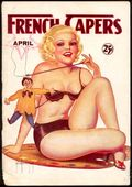 Real French Capers (1934-1936 Burnham Company) Magazine Vol. 2 #1