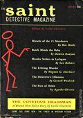 Saint Detective Magazine (1953-1967 King-Size) Pulp Vol. 1 #1