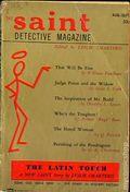 Saint Detective Magazine (1953-1967 King-Size) Pulp Vol. 1 #3