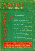 Saint Detective Magazine (1953-1967 King-Size) Pulp Vol. 1 #4