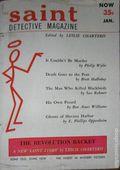 Saint Detective Magazine (1953-1967 King-Size) Pulp Vol. 1 #5
