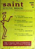 Saint Detective Magazine (1953-1967 King-Size) Pulp Vol. 2 #1