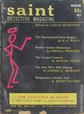 Saint Detective Magazine (1953-1967 King-Size) Pulp Vol. 2 #2