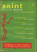 Saint Detective Magazine (1953-1967 King-Size) Pulp Vol. 2 #5