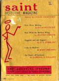 Saint Detective Magazine (1953-1967 King-Size) Pulp Vol. 2 #6