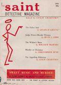 Saint Detective Magazine (1953-1967 King-Size) Pulp Vol. 3 #1