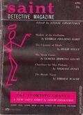 Saint Detective Magazine (1953-1967 King-Size) Pulp Vol. 3 #4