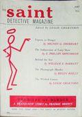 Saint Detective Magazine (1953-1967 King-Size) Pulp Vol. 3 #5