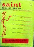 Saint Detective Magazine (1953-1967 King-Size) Pulp Vol. 3 #6
